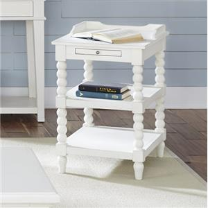 Liberty Furniture Harbor View Chairside Table