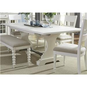 Vendor 5349 Harbor View Trestle Dining Table