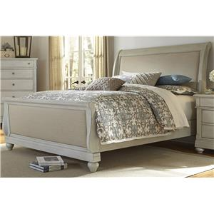 Vendor 5349 Harbor View King Sleigh Bed