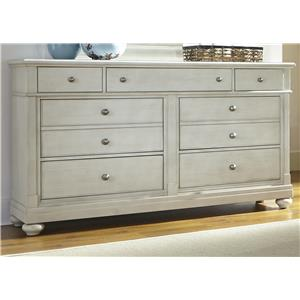 Liberty Furniture Harbor View Dresser