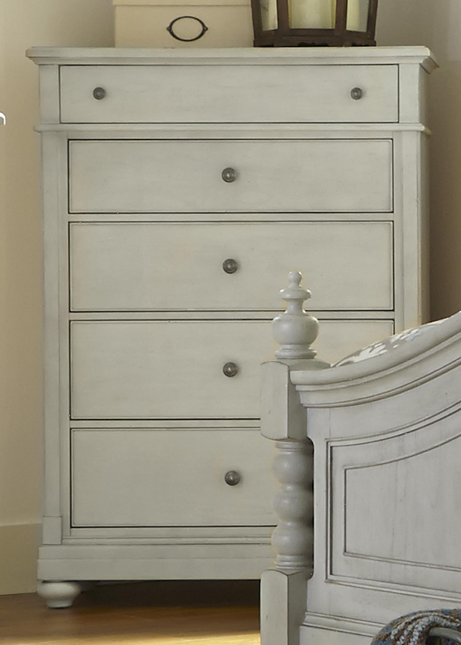 Liberty Furniture Harbor View Chest of Drawers - Item Number: 731-BR41