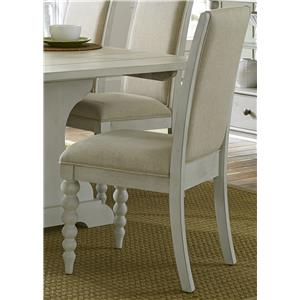 Vendor 5349 Harbor View Upholstered Dining Side Chair