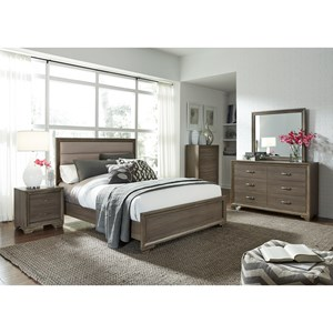 Liberty Furniture Hartly Queen Bedroom Group