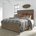 Liberty Furniture Harvest Home King Panel Bed - Item Number: 779-BR-KPB