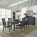 Liberty Furniture Harvest Home Formal Dining Room Group - Item Number: 879 Dining Room Group 2