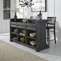 Liberty Furniture Harvest Home Bar - Item Number: 879-BAR7242