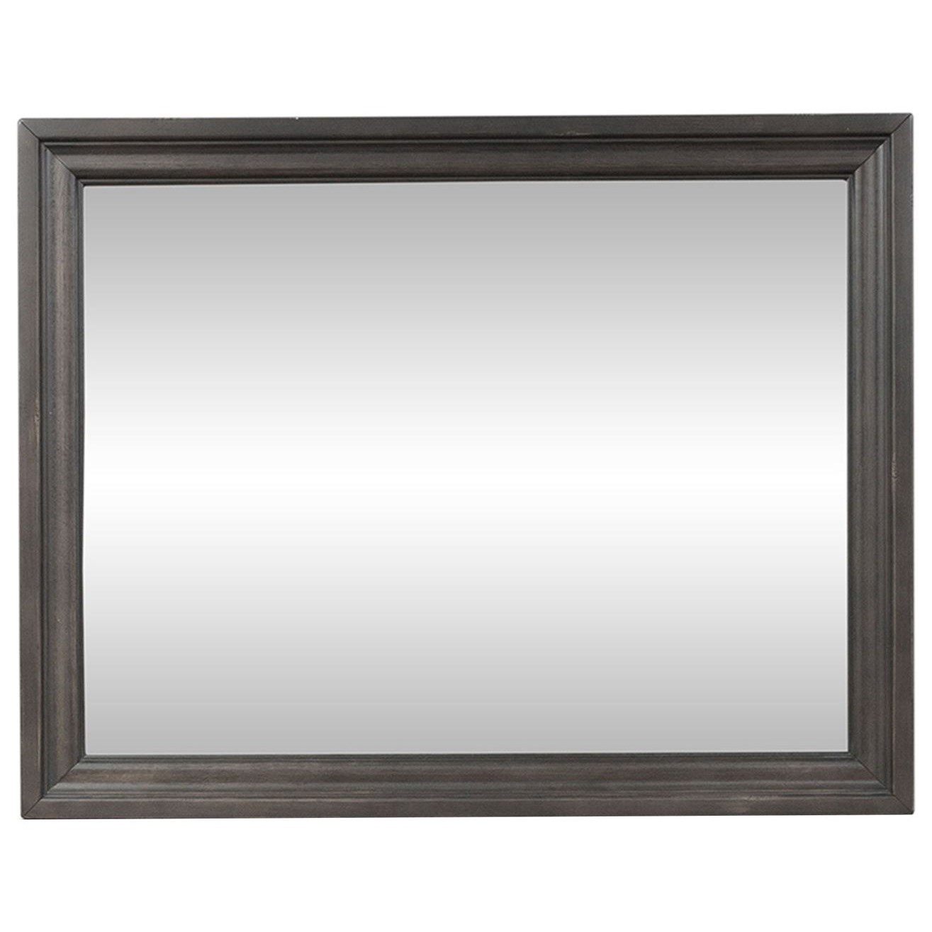 Harvest Home Mirror by Libby at Walker's Furniture