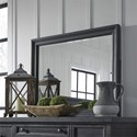 Liberty Furniture Harvest Home Mirror - Item Number: 879-BR51