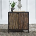 Liberty Furniture Harvest Home Door End Table - Item Number: 879-OT1020