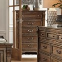 Liberty Furniture Haven Hall 5-Drawer Chest - Item Number: 685-BR41