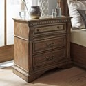 Liberty Furniture Haven Hall Bedside Chest - Item Number: 685-BR62