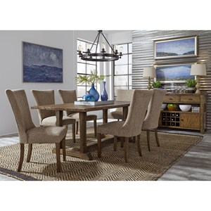 Liberty Furniture Havenbrook Casual Dining Room Group
