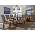 Liberty Furniture Havenbrook Casual Dining Room Group - Item Number: 262 Dining Room Group 1