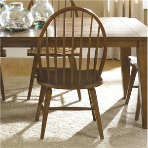 Vendor 5349 Hearthstone Windsor Back Side Chair