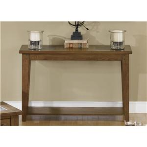 Liberty Furniture Hearthstone Sofa Table