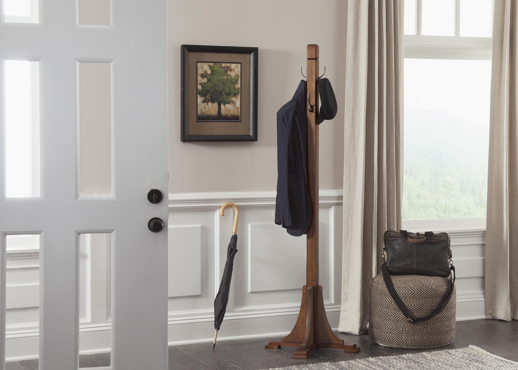 Liberty Furniture Bunker Hill Hat Rack           - Item Number: 382-OT7000-RTA