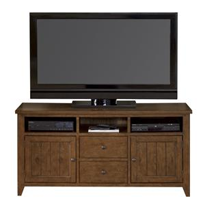 Vendor 5349 Hearthstone Entertainment TV Stand