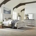 Liberty Furniture Heartland Queen Bedroom Group - Item Number: 824-BR-QPBDMC