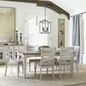 Liberty Furniture Heartland 7-Piece Dining Set - Item Number: 824-DR-7RLS