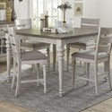 Liberty Furniture Heartland Gathering Table - Item Number: 824-GT3654