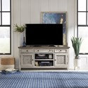 Liberty Furniture Heartland 66 Inch Tile TV Console - Item Number: 824-TV66T