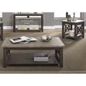 Liberty Furniture Heatherbrook 3 Piece Occasional Group - Item Number: 422-OT-3PCS