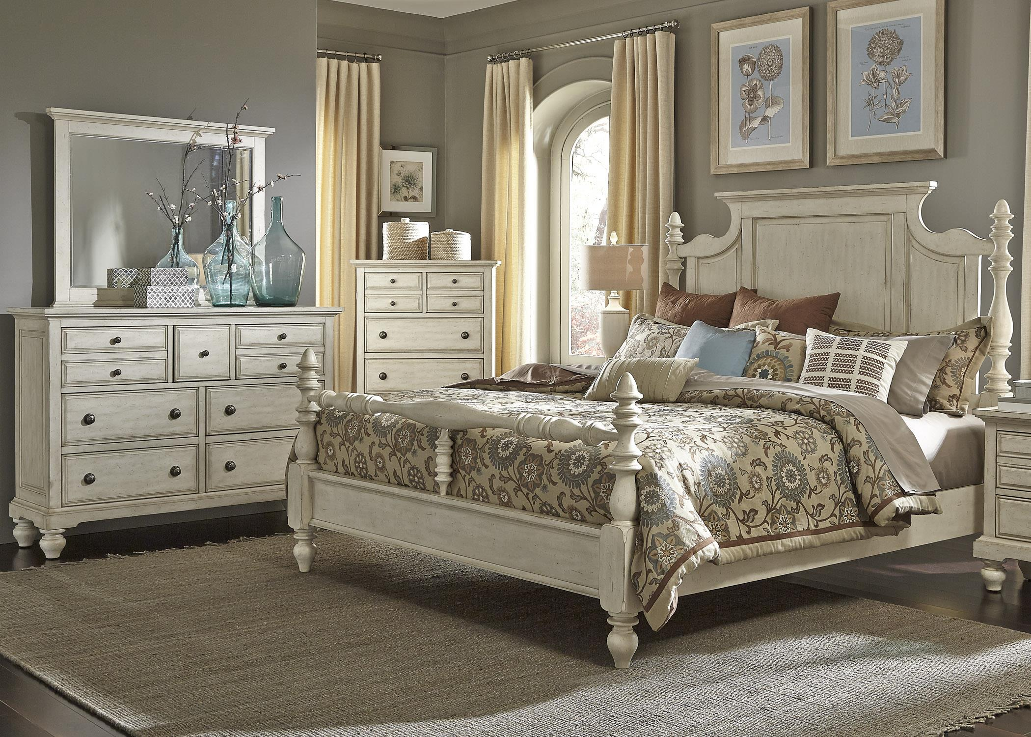 Liberty Furniture 697-BR King Bedroom Group - Item Number: 697-BR-KPSDMC