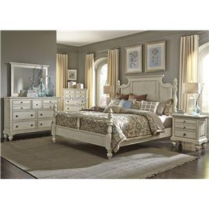 Liberty Furniture 697-BR Queen Bedroom Group