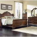 Liberty Furniture Highland Court Queen Bedroom Group - Item Number: 620-BR-QSLDMC