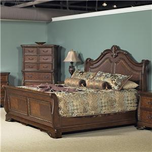 Liberty Furniture Highland Court Queen Sleigh Bed
