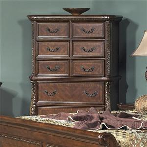Liberty Furniture Highland Court 5 Drawer Chest
