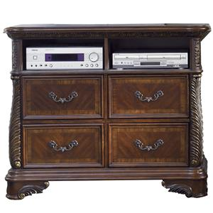 Liberty Furniture Highland Court 4 Drawer Media Chest