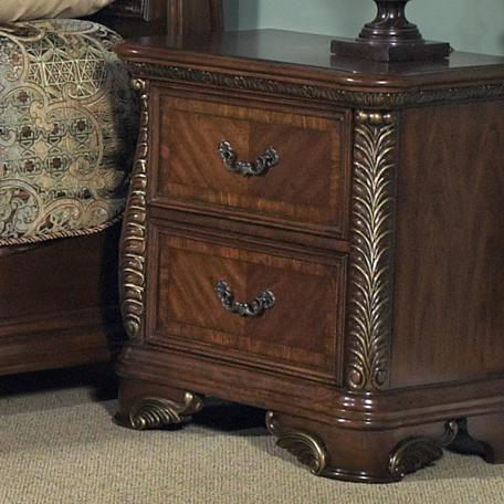 Liberty Furniture Highland Court Night Stand - Item Number: 620-BR61