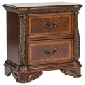 Liberty Furniture Highland Court Nightstand - Item Number: 620-BR61