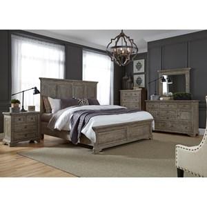 Liberty Furniture Highlands Queen Bedroom Group