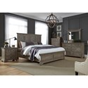 Liberty Furniture Highlands Queen Bedroom Group - Item Number: 727 Q Bedroom Group 1