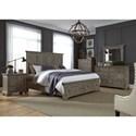 Liberty Furniture Highlands Queen Bedroom Group - Item Number: 727 Q Bedroom Group 2