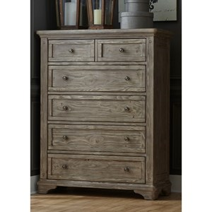 Liberty Furniture Highlands 5 Drawer Chest