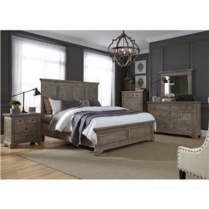 Liberty Furniture Highlands Queen 6-Piece Bedroom Group