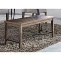 Liberty Furniture Horizons Dining Bench - Item Number: 42-C9000B