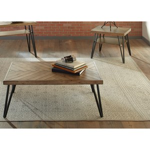 Liberty Furniture Horizons Occasional Table Group