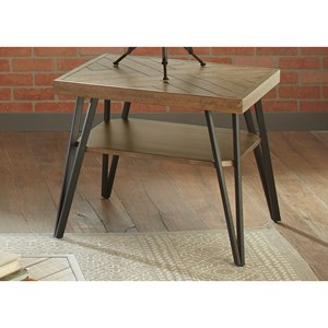 Liberty Furniture Horizons End Table