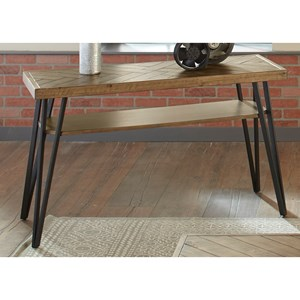 Liberty Furniture Horizons Sofa Table