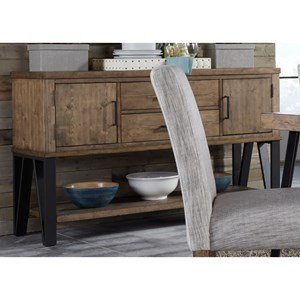Liberty Furniture Horizons Dining Sideboard