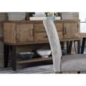 Liberty Furniture Horizons Dining Sideboard - Item Number: 42-SB6036
