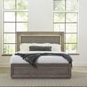 Liberty Furniture Horizons King Panel Bed - Item Number: 272-BR-KPB