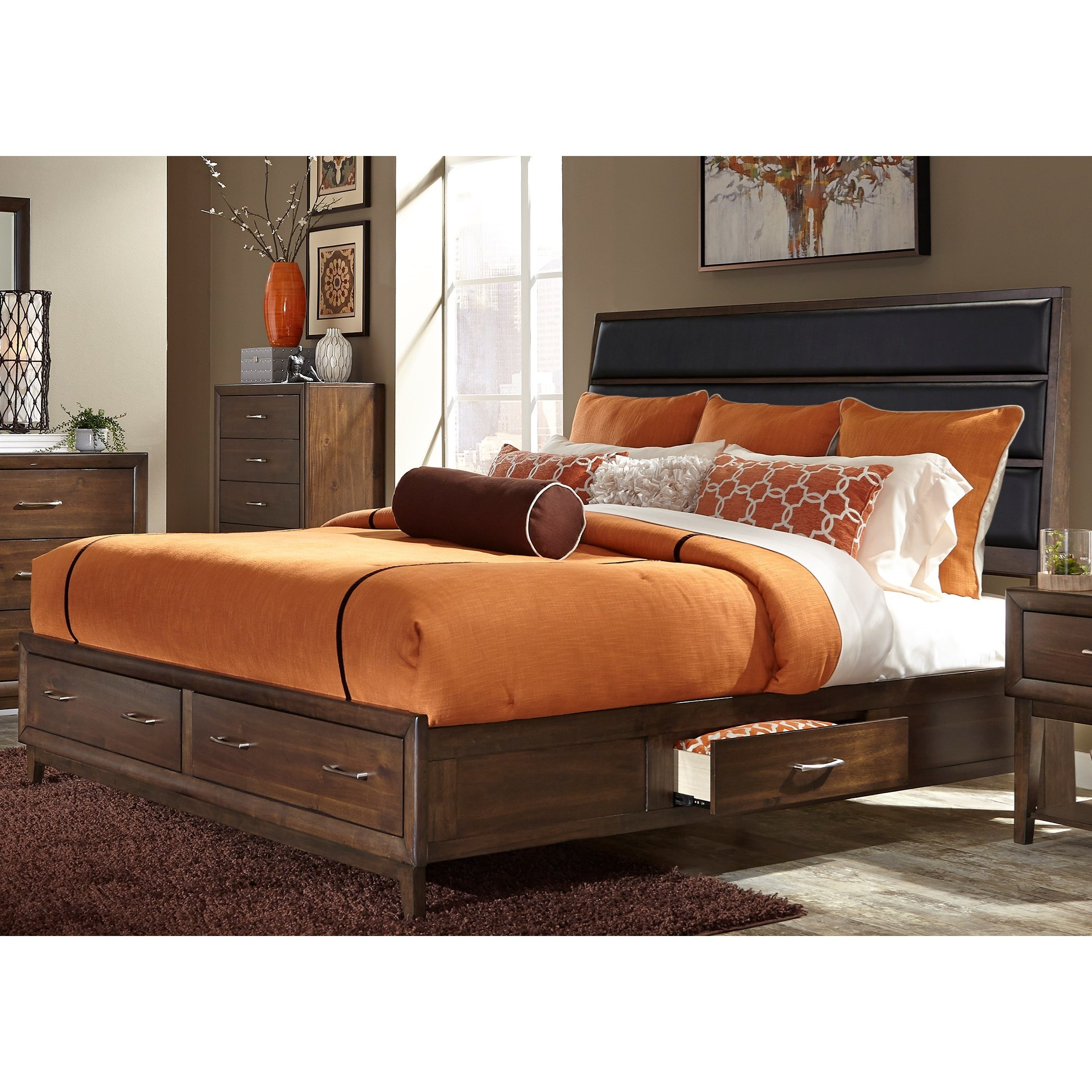 Liberty furniture hudson square bedroom 365 br kus king for Furniture 365 direct