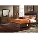 Liberty Furniture Hudson Square Bedroom King Bedroom Group - Item Number: 365-BR-KUSDMC