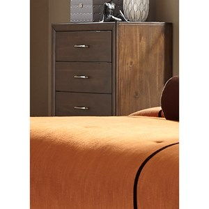 Liberty Furniture Hudson Square Bedroom 5 Drawer Chest