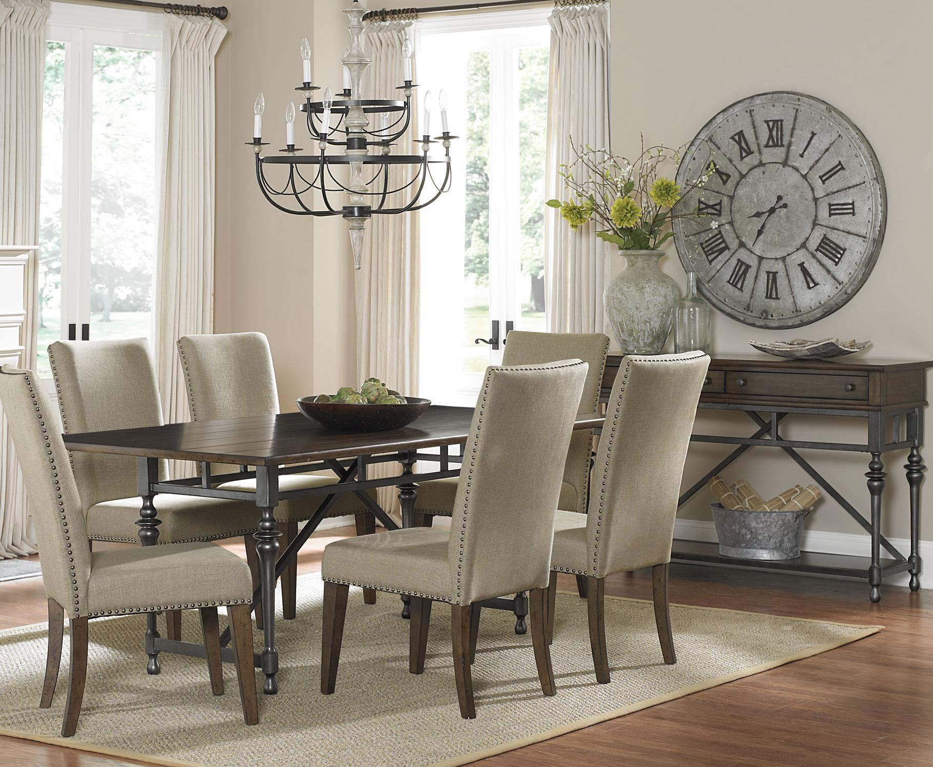 Liberty Furniture Ivy Park Dining Room Group - Item Number: 563 Dining Room Group 1